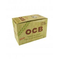Filtros 6mm, 150 Unidades OCB Orgánicos