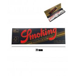 Papel 77 mm, 50 hojas Smoking Deluxe 2.0