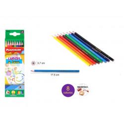 Lápices de Colores 8 Unidades, MP