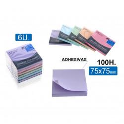 Notas Adhesivas, 600 Hojas MP
