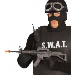 Subfusil de asalto SWAT, 55 cms