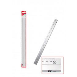 Regla Escolar 50cms de Aluminio