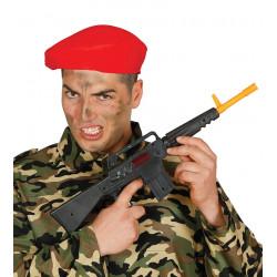 Subfusil M-16 PVC, 52 cm. Fusil para soldado militar