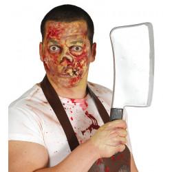 Cuchillo de carnicero asesino PVC