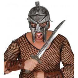 Espada de guerrero espartano / romano. PVC 56 cm