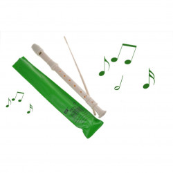 Flauta Plástico de Alta Calidad, MP