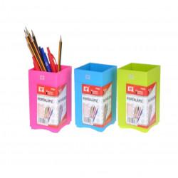 Porta Lápiz Plástico colores Varios, Mp