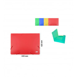 Carpeta 24 cm, Colores Fluorescentes MP