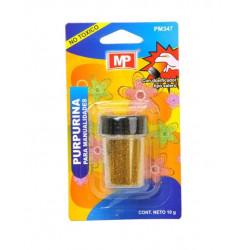 Purpurina Oro para Manualidades, 10 gramos