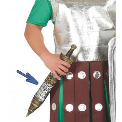 Espada de romano con funda, PVC 55 cm
