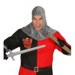Espada bárbaro con funda.