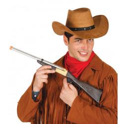 Rifle de cazador, 60 cms. Rifle Cowboy PVC
