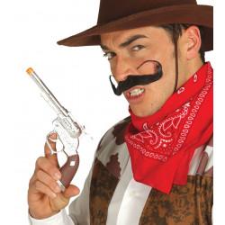 Revólver cowboy 25 cms PVC