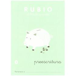 RUBIO, Preescritura No.0