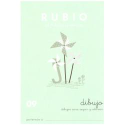 RUBIO, Dibujo No.09