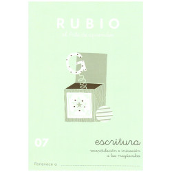 RUBIO, Escritura No.07