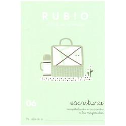 RUBIO, Escritura No.06