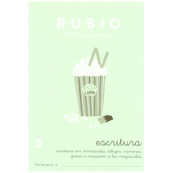 RUBIO, Escritura No.3
