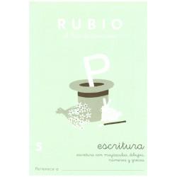 RUBIO, Escritura No.5