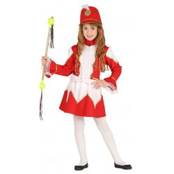 Disfraz de Majorette infantil - Disfraz de Bailarina para Niña