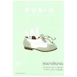 RUBIO, Escritura No.11