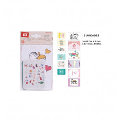 Set de 12 Tarjetas crapbooking, No.3 MP