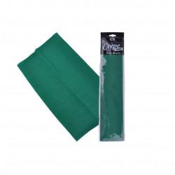 Papel Crespón Verde Esmeralda, Mp