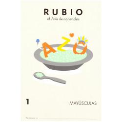 RUBIO, Mayúsculas No.1