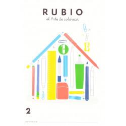 RUBIO, Colorear No.2