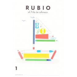 RUBIO, Colorear No.1