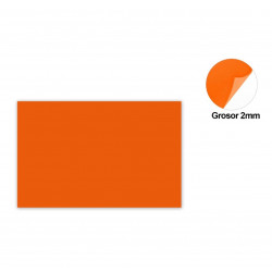 Goma Eva 40x60 Naranja, MP