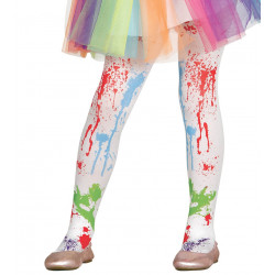 Panty Infantil con pintura