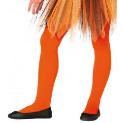 Panty Infantil Naranja
