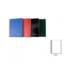 Cuaderno de Notas Mediano 80 Hojas Lisas