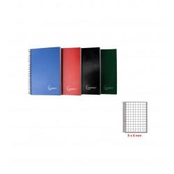 Cuadernos de Notas Grande 80 Hojas de cuadriculas