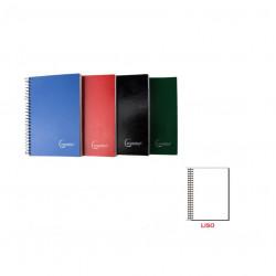 Cuaderno de Notas Grande 80 Hojas Lisas