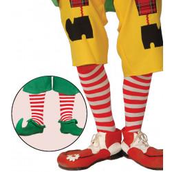Calcetines payaso