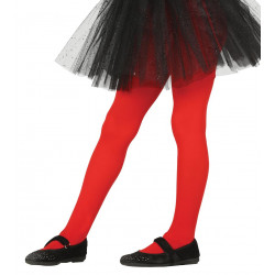 Panty Infantil Rojo
