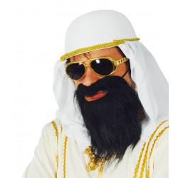 Barba negra disfraz
