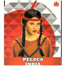 Peluca India, Dos Trenzas