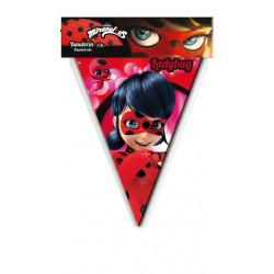Banderines Ladybug