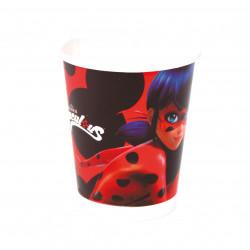 Vasos Ladybug, 8 Piezas