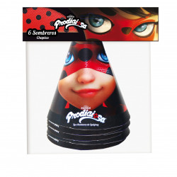 Gorros de Fiesta, Ladybug