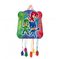 Piñata PJ MASKS, 28X33CMS.