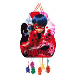 Piñata Ladybug, 33x46cms.