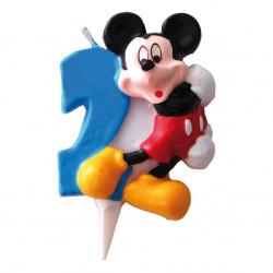 Vela Mickey Mouse Nº 2