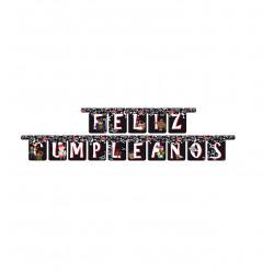 Guirnalda 'Feliz Cumpleaños', Piratas