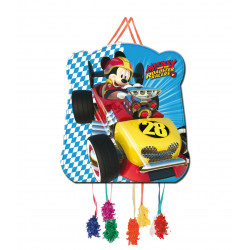 Piñata Mickey Piloto, 28x33cm