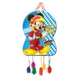 Piñata Mickey Piloto, 46x65cm