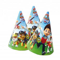 Sombreros Patrulla Canina, 6 Unidades